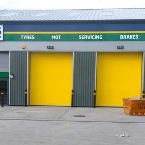 ATS Euromaster, Dartford