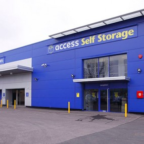 Access Self Storage, Guildford