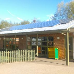 Church Langley Primary School – 3 Classroom Block