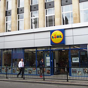 Lidl, Kentish Town